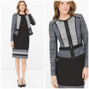 WHBM Matching Dress and Jacket Outfit Career 6